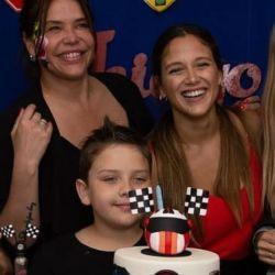 """¡Tiro la casa por la ventana! El majestuoso cumpleaños de """"Titi"""", el hijo de Nazarena Vélez"""