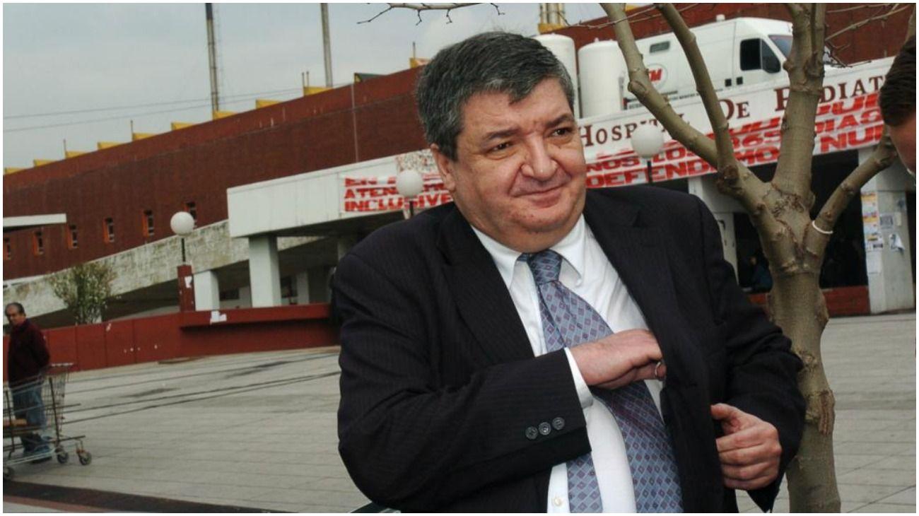 El juez Juan Ramos Padilla.