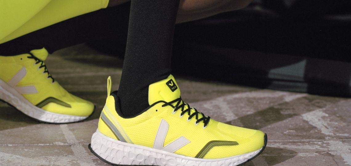 VEJA: la marca de zapatillas sustentable que usa Meghan Markle