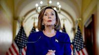Nancy Pelosi, referente de los demócratas.