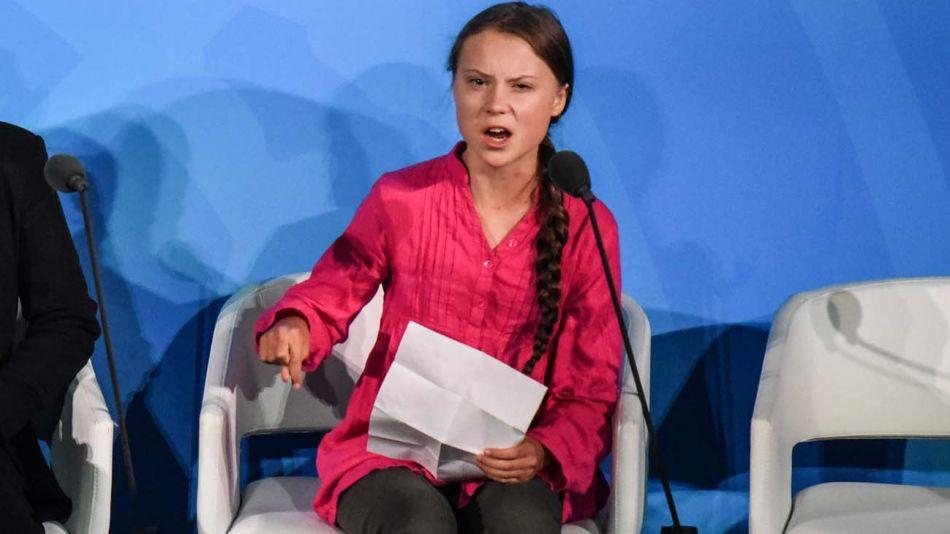 Greta Thunberg  24092019