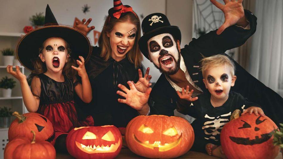 Kissimmee en Halloween