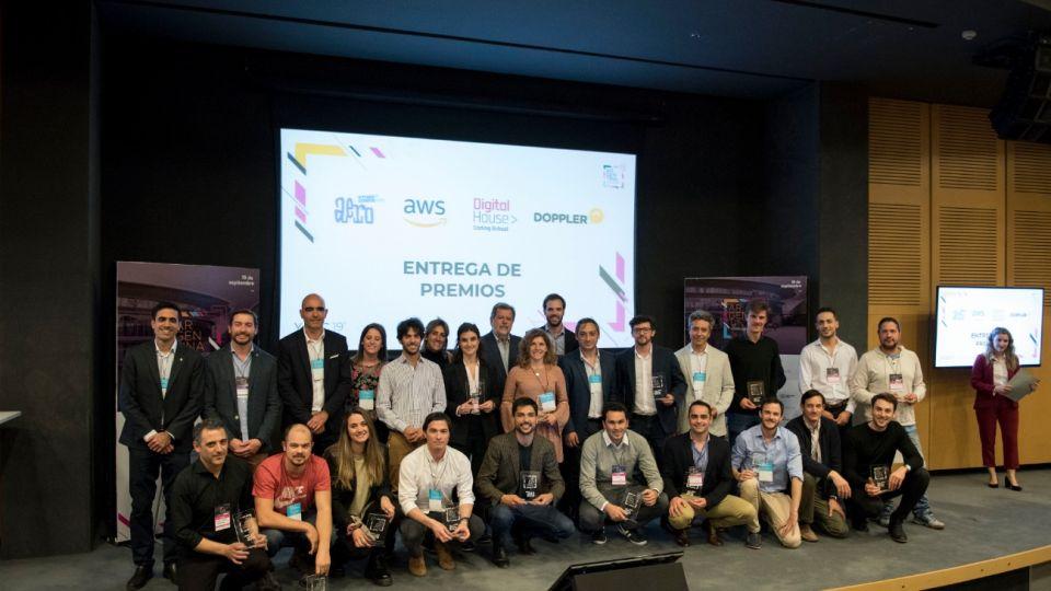 El encuentro de startups se llevó a cabo en la ciudad de Berisso.