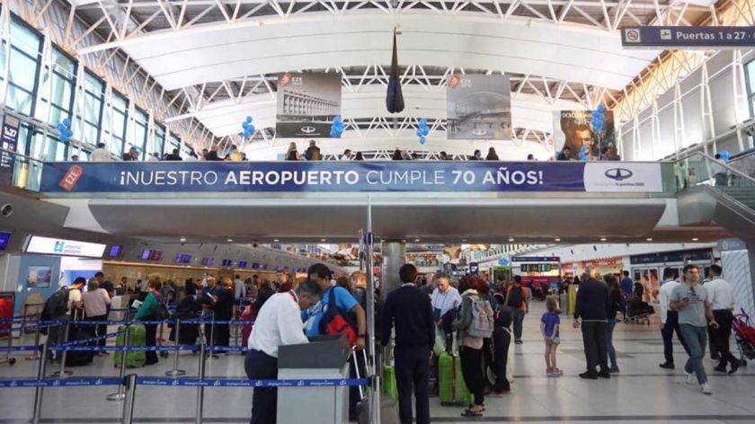 Tragedia en Argentina: un muerto y 13 heridos en aeropuerto de Ezeiza