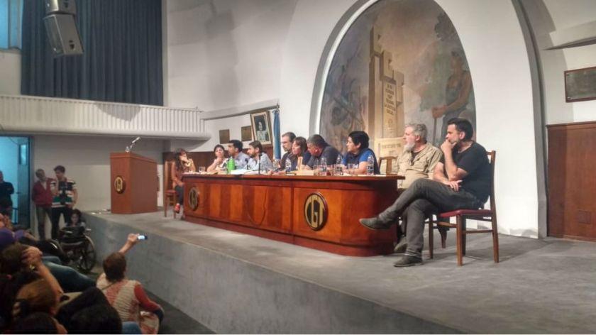 Presentación del libro en Buenos Aires