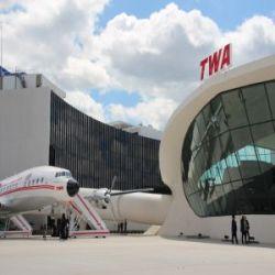 La terminal de TWA se convirtió en un hotel en pleno aeropuerto JFK de Nueva York.