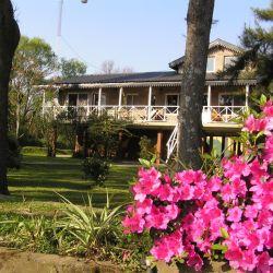 También en el Delta hay espacio para el relax y el disfrute de la buena gastronomía casera.