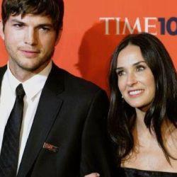 Ashton Kutcher respondió a las acusaciones de Demi Moore