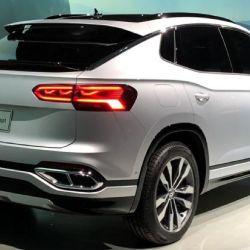 Volkswagen SUV coupé