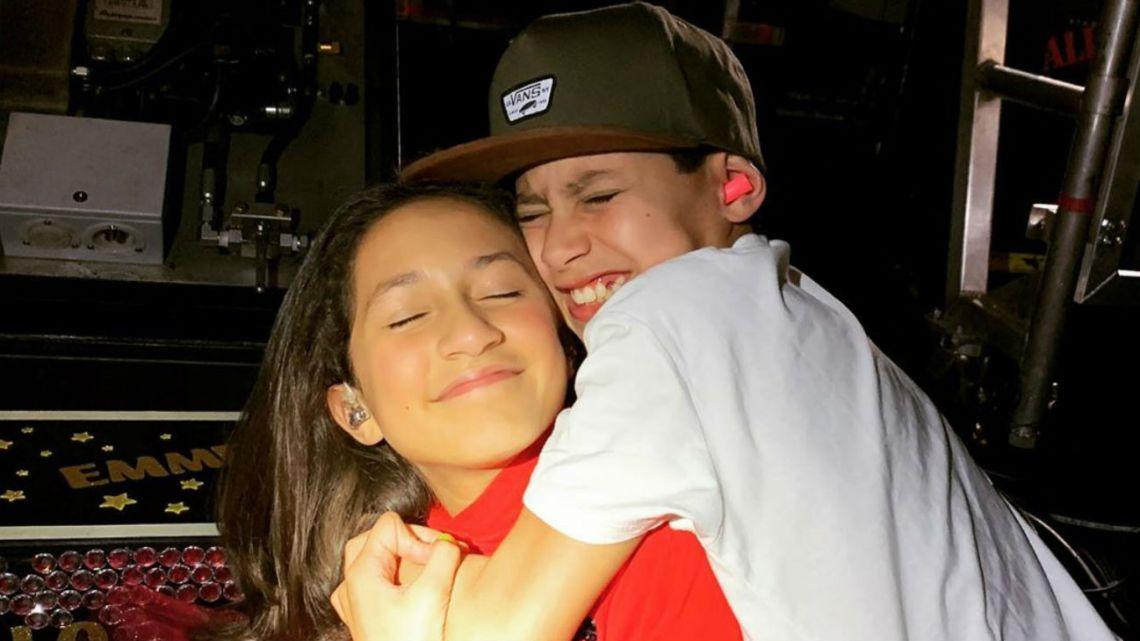 Hijos de Jennifer López