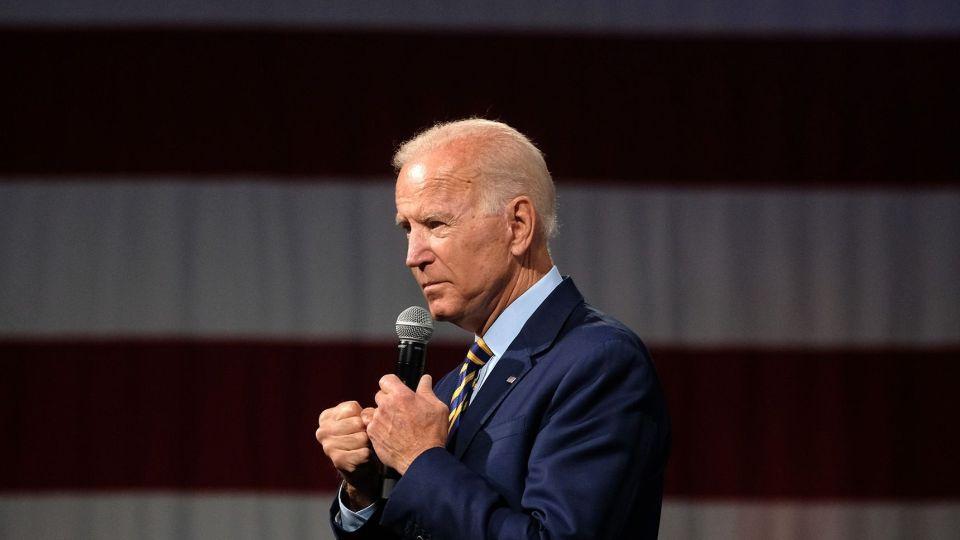 Joe Biden HP Social