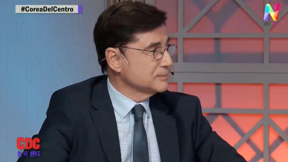 El periodista Jorge Fontevecchia, CEO de Perfil Network.