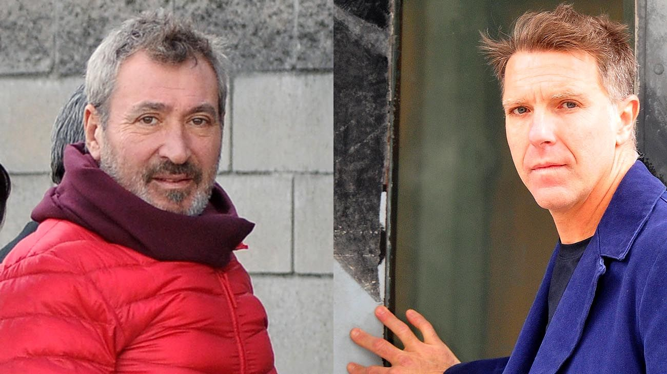 Daniel Vila y Alejandro Fantino.