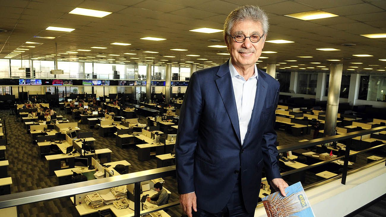 Periodismo Puro: Jorge Fontevecchia entrevista al empresario Hugo Sigman