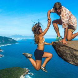 Más allá del relax y la diversión que el turismo ofrece, también es cierto que genera grandes beneficios para la salud.