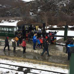El Tren del Fin del Mundo se convirtió en un agradable paseo y la puerta de entrada al Parque Nacional Tierra del Fuego.