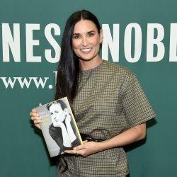 """Demi Moore reveló todos sus secretos en su libro autobiográfico """"Inside Out"""""""