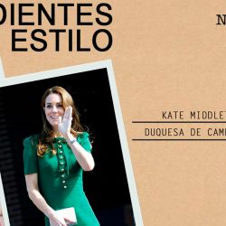 Las claves de estilo de Kate Midletton