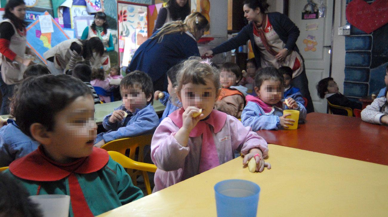 Entre 1996 y 2018 la cantidad de estudiantes se incrementó casi en un millón en el jardín de infantes