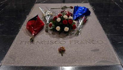 Tumba del dictador Francisco Franco