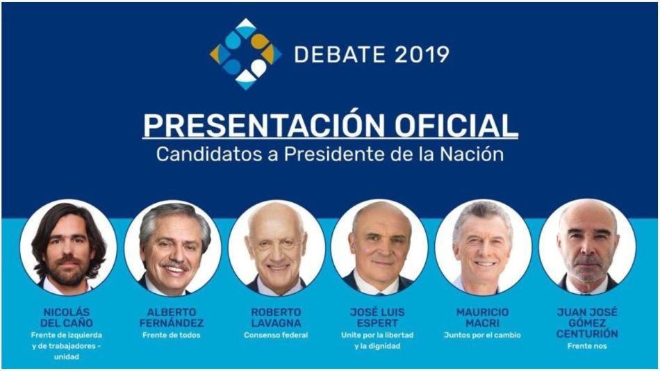 debate electoral 29092019