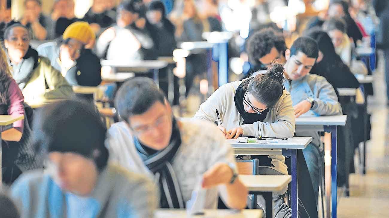 En aumento. A fines 1949 eran unos 70 mil alumnos que estudiaban en los espacios universitarios de manera gratuita. En la actualidad, son 1,5 millones.