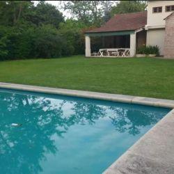 La nueva casa de Maradona en Bella vista