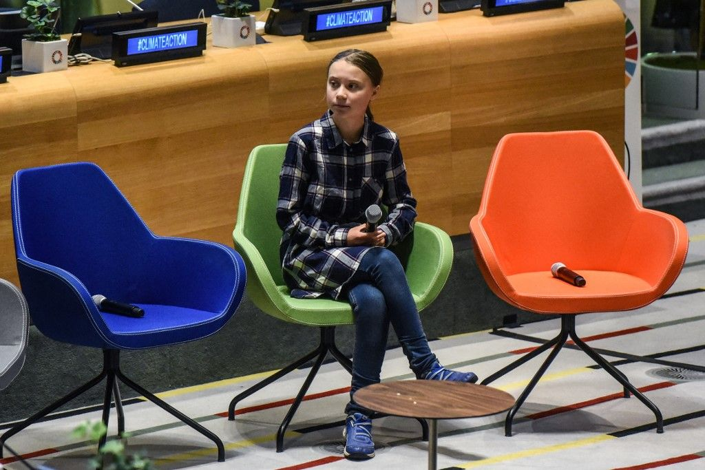 Argentina es una de las cinco naciones que fueron denunciadas esta semana por16 jóvenes ambientalistas, entre ellos la sueca Greta Thunberg.