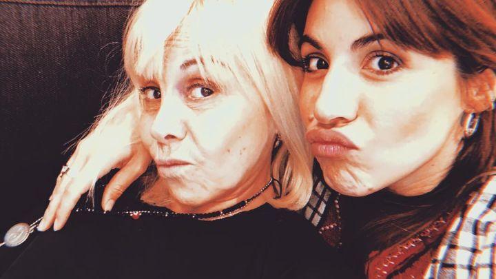 Gianinna Maradona compartió un particular mensaje dedicado a Claudia Villafañe