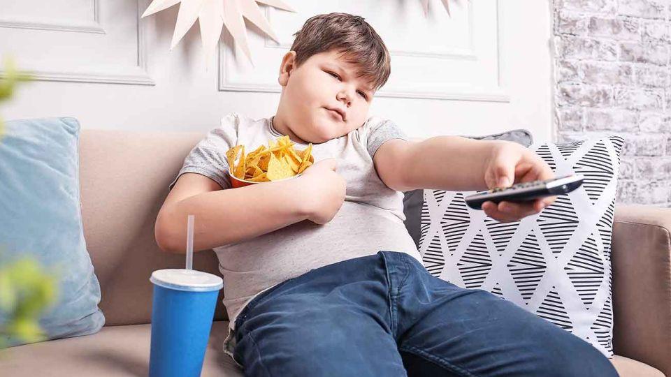 Problema. Mala alimentación y sedentarismo, entre las causas.