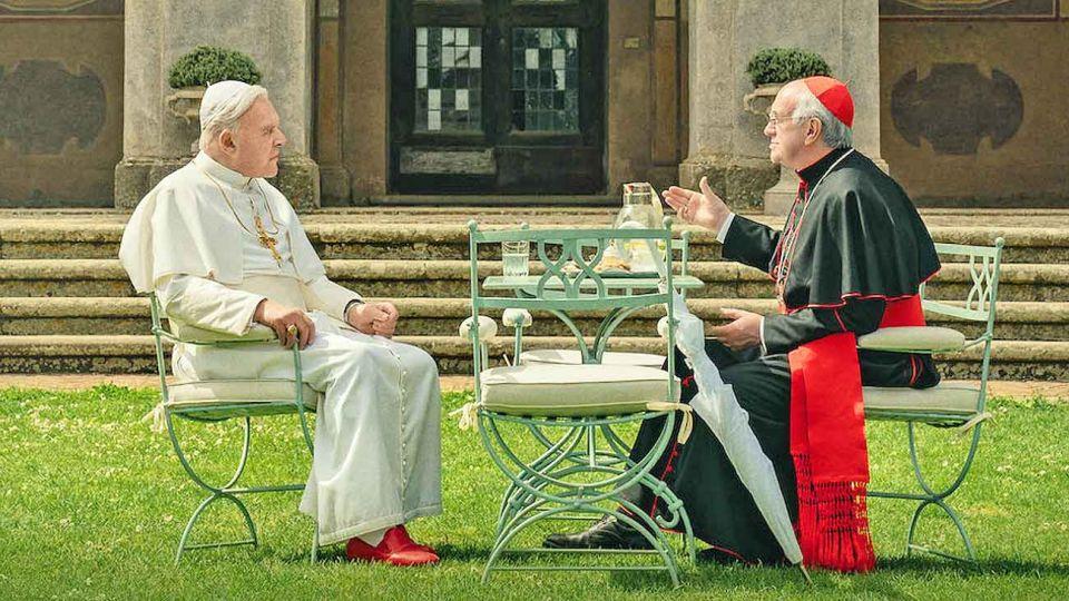 Batallón. Los dos papas busca premios para Hopkins y Price.
