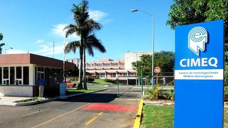 """CIMEQ. La joven es tratada en un hospital considerado la """"joya"""" del sistema de salud cubano."""
