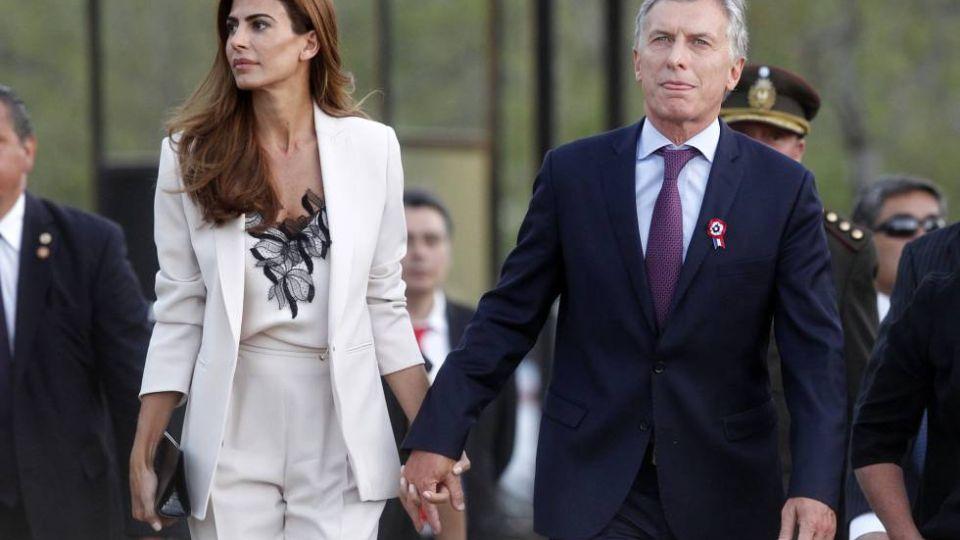 Juliana Awada compartió un romántico posteo dedicado a Mauricio Macri