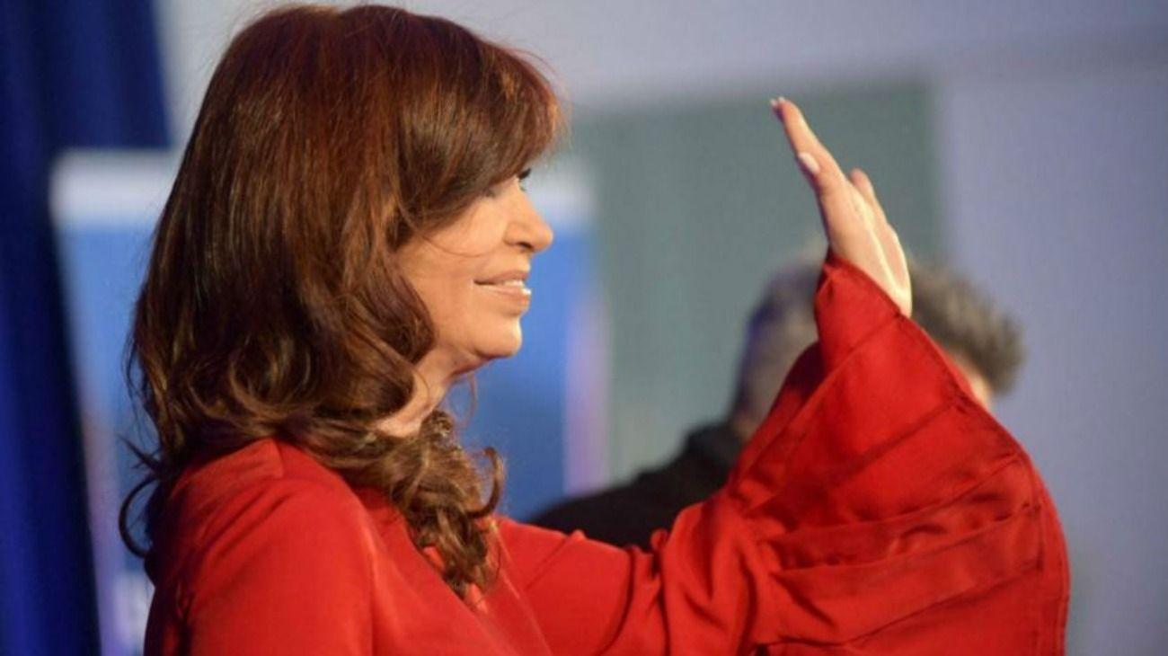 Imagen de archivo | La candidata a vicepresidenta por el Frente de Todos, Cristina Fernández de Kirchner, partió a Cuba este sábado 28 de septiembre.