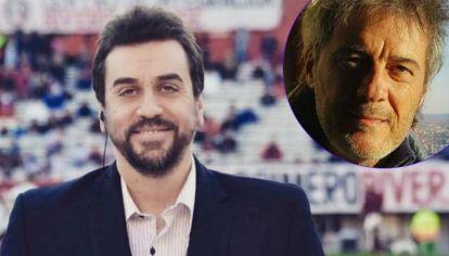 Nicolás Distasio y Marcelo Nardelli