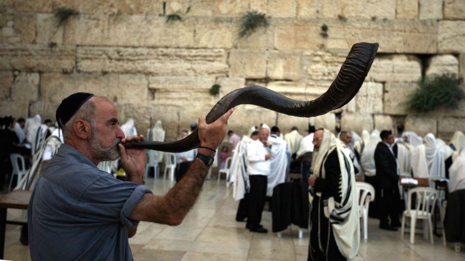 shofar rosh hashana 20190928