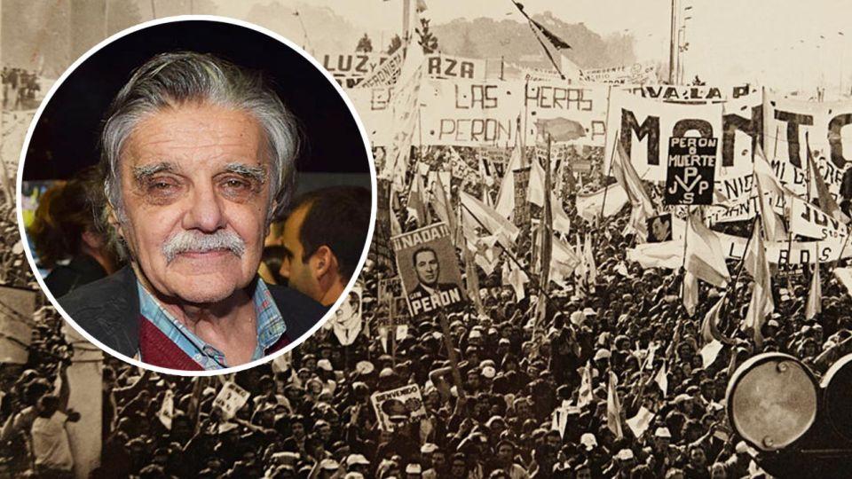 González. El ex director de la Biblioteca considera que repensar lo hecho por la juventud maravillosa es no caer en los excesos del neoliberalismo actual.