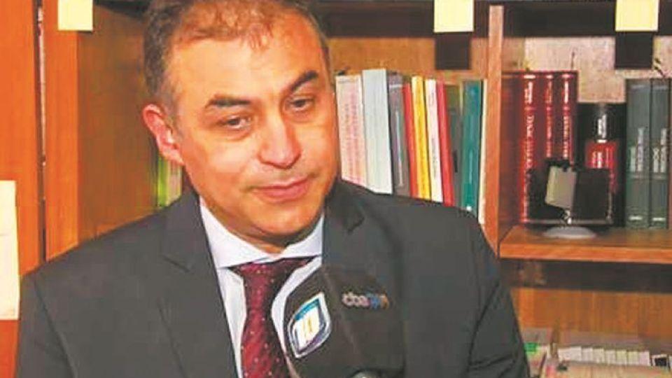 MARCELO HIDALGO. El fiscal de Cámara es crítico de quienes señalan que se pueden fabricar las denuncias por violación.