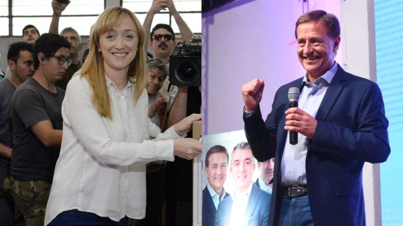 Los principales candidatos a la Gobernación mendocina se sacaron chispas.
