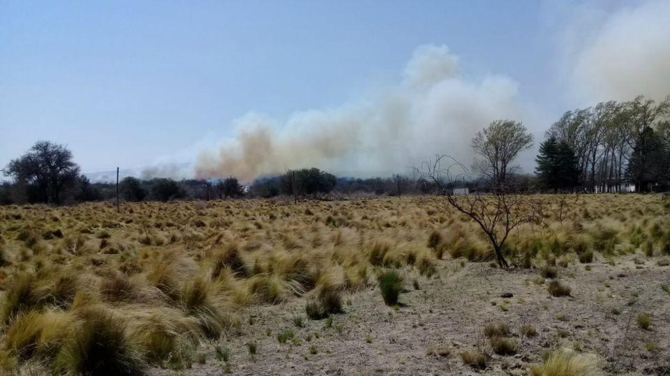 incendios forestales cordoba