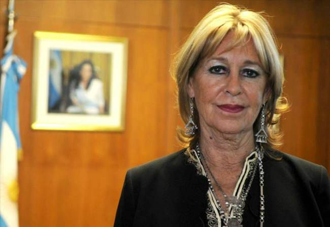 Ana María Edwin, ex directora del INDEC.