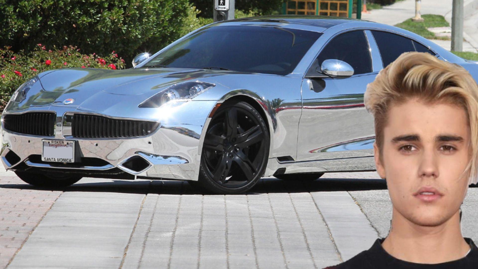 Conocé los mejores autos de Justin Bieber