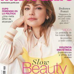 Slow beauty, octubre en Marie Claire