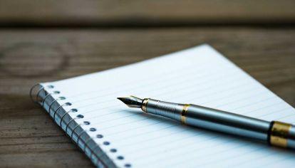 El arte de escribir.