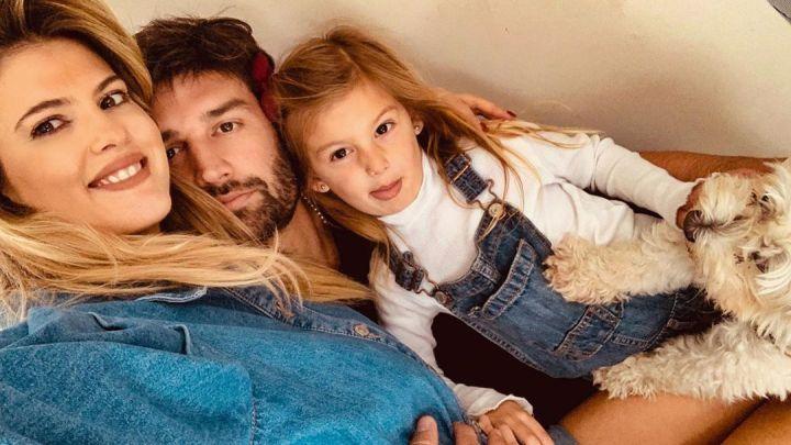 La reacción de la hija de Mery del Cerro al conocer a su hermanita en una ecografía