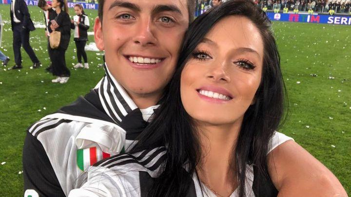 Con fotos hot: Oriana Sabatini le dedicó un romántico mensaje a Dybala por su cumpleaños