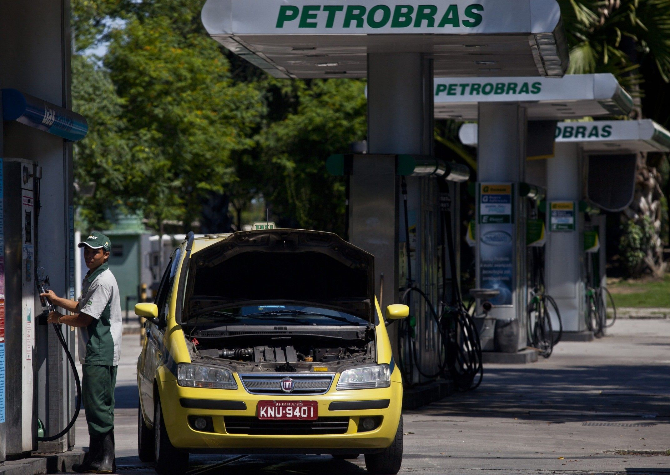 Brazil to Pay Petrobras $9 Billion in Oil Contract Settlement