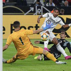 Argentina-Alemania