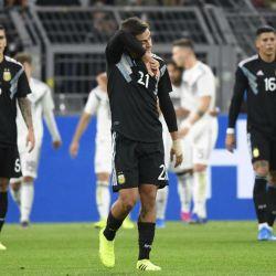 argentina alemania amistoso fifa afp 09102019