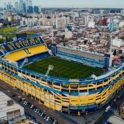 bombonera @Libertadores 22102019